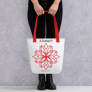 Tote bag-Js Fashion Tote Bag - JsFashionUS