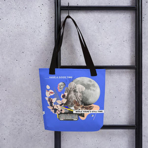 Tote bag-Trendy Tote Bag - JsFashionUS