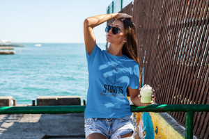 Storms Don't Scare Me-Women's Tee - JsFashionUS