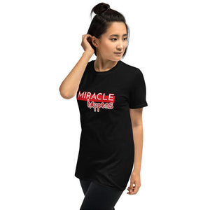 Miracle Happens Tee-Short-Sleeve Unisex T-Shirt - JsFashionUS