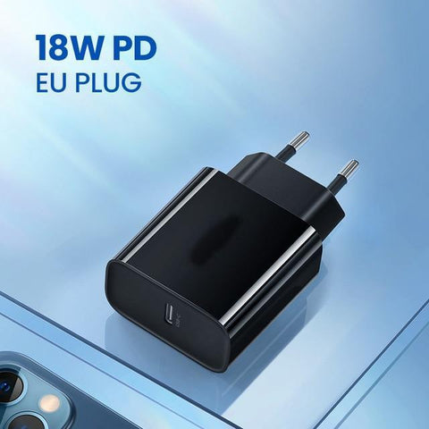 20W QC4.0 QC3.0 C Charger