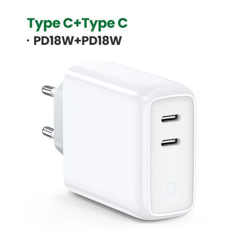 36W QC C Charger 4.0 3.0