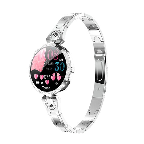 Tiny elegant, delicate ladies smartwatch