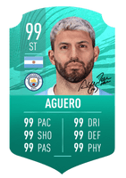 Signature Collection - Aguero