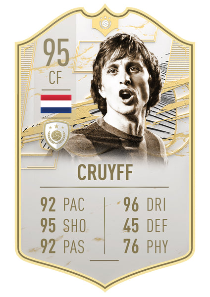 Club Player -  Icon Moments 21 Cruyff