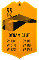 FUT 19 Custom Card - Europa