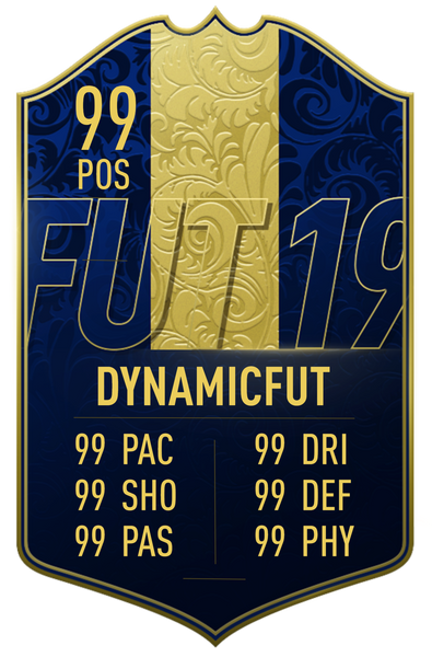 FUT 19 Custom Card - TOTY