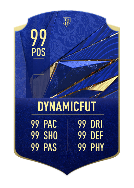 FUT 21 Custom Card - Honourable TOTY