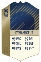 FUT 18 Custom Card -  Legend