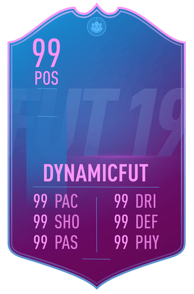 FUT 19 Custom Card - Premium SBC