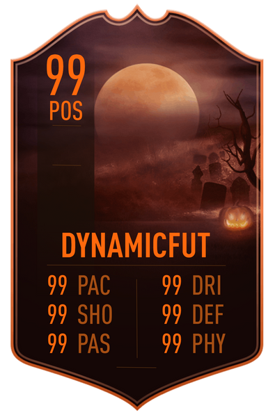 FUT 19 Custom Card - Scream