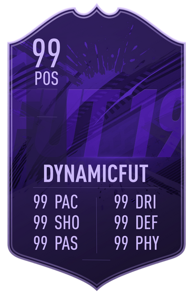 FUT 19 Custom Card -  Hero