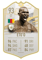 Club Player -  Icon Moments 21 Eto'o