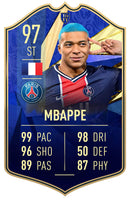 Club Player - Mbappe TOTY 21