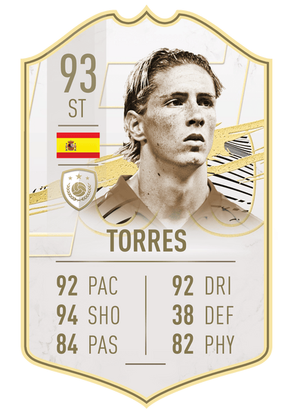 Club Player - Icon Torres 21