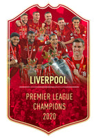 Commemorative - Liverpool BPL Winners 2020