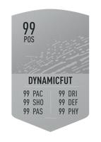 FUT 20 Custom Card - None Rare Silver