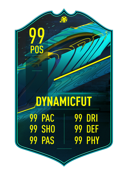 FUT 21 Custom Card - Moments