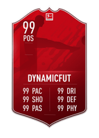 FUT 20 Custom Card - Bundesliga Player