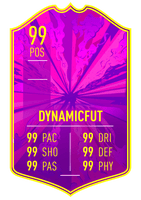 FUT 20 Custom Card - Future Star
