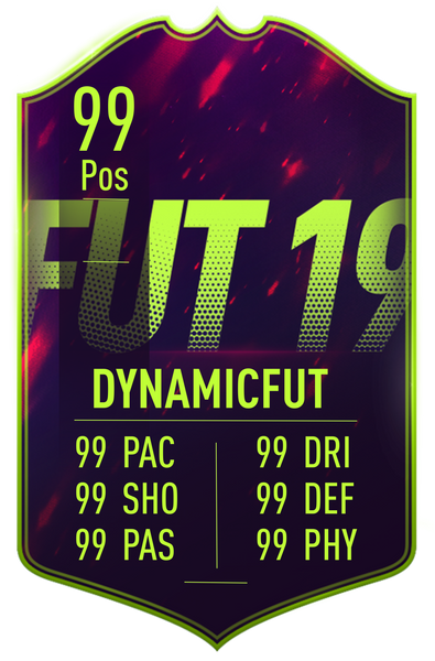 FUT 19 Custom Card - Future