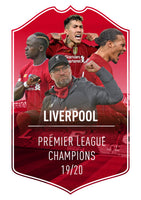Commemorative - Liverpool BPL Winners