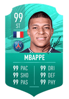 Signature Collection - Mbappe