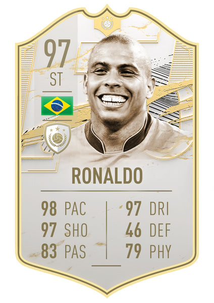 Club Player -  Icon Moments 21 Ronaldo