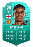 Signature Collection - Rashford
