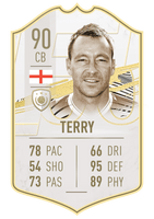 Club Player - Icon Terry 21