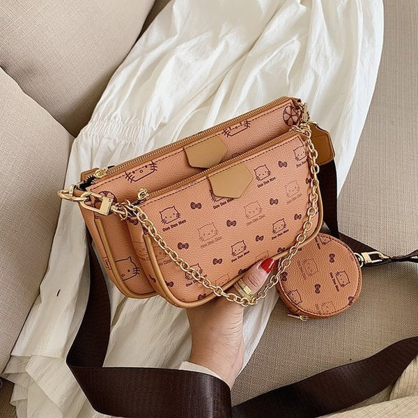 Women's Crossbody bags for women 2020 bolsa ladies hand bags luxury handbags women bags designer Messenger Bags bolsa feminina