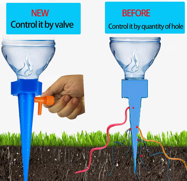 Automatic Watering Sprinkler Adjustable Holiday Factory Water Dispenser Automatic Watering Equipment Gardening Tools