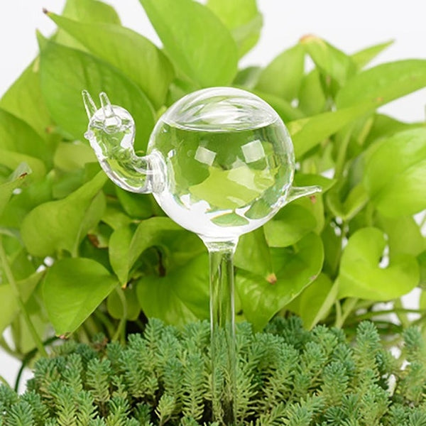 Shapes Garden Plants Houseplant Automatic Self Watering Device Glass Watering Cans Flowers Plant Decorative Tool 1 Piece jardi