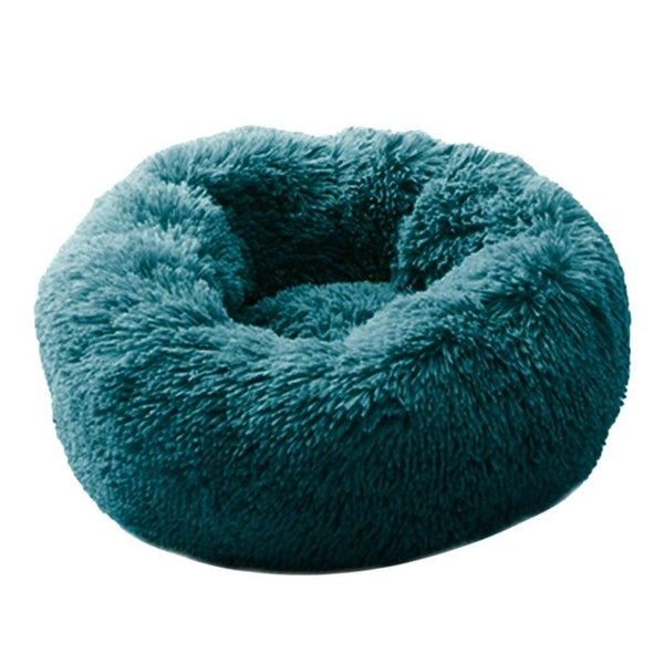 Super Soft Dog Bed Washable long plush Dog Kennel Deep Sleep Dog House Velvet Mats Sofa For Dog Chihuahua Dog Basket Pet Bed