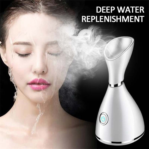 Nano Ionic Deep Cleaning Facial Cleaner Facial Steamer Face Sprayer Beauty Face Steaming Device Facial Steamer Machine