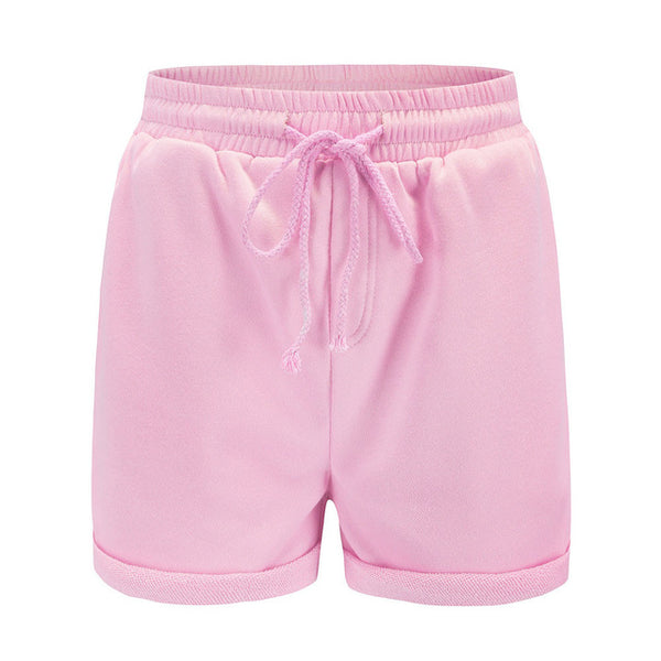 Womail Women Short Pant Hot Pants Casual Loose Shorts Beach Girl High Waist Short Trousers Lady