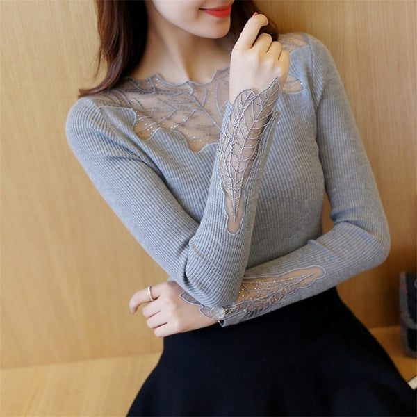 Sweater Women's 2020 Winter Women Cute Knitted Pullover Women knitwear Oversized Jumper Pull Korean Style Femme Sweaters clothes