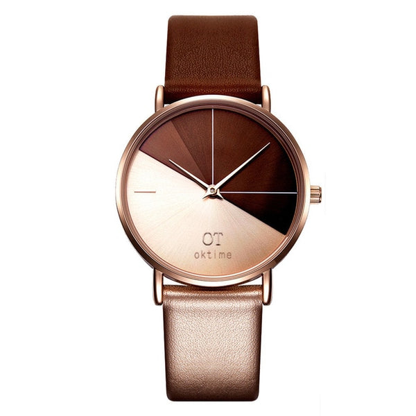 Ladies Watch Fashion Wristwatch Watch Relogio Feminino Zegarek Damski Women's Creative Fashion Watch Women's Student Watch