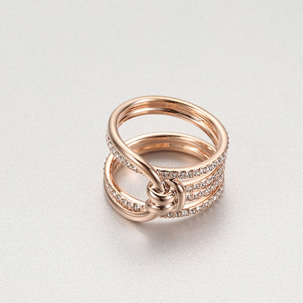 High quality SWA, multi-layer surrounding fashionable women's ring1