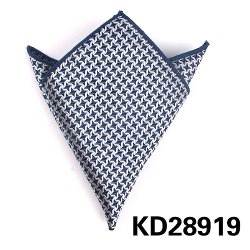 Suit Pocket Square For Men Women Dots Chest Towel Hanky Gentlemen Hankies Men's Suits Handkerchief Pocket Towel