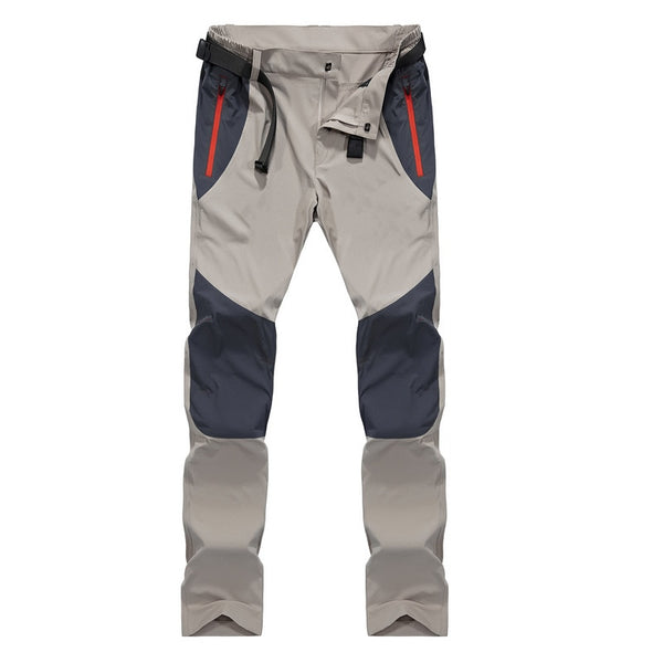 Tactical Waterproof Pants Men Cargo Spring Summer Quick Dry Trousers Men's Outdoor Sports Trekking Camping Fishing Pants 4XL