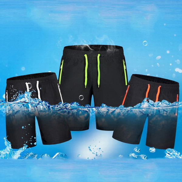 Men's Quick Dry Shorts 7XL 8XL 9XL Plus Size Casual Mens Beach Shorts Breathable Trouser Male Shorts Brand Clothing