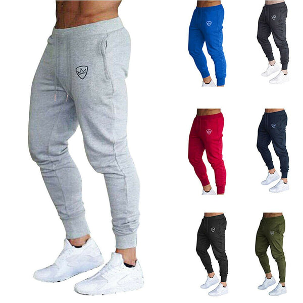 The Newest Fashion Clothing Suit More Occasion Men's Track Casual Sport Gym Jogging Jogger Pencil Pants Trousers Bottoms