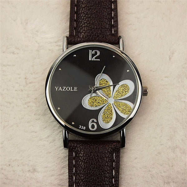 Women's Watches Luxury Leather Ladies Watch 2020 Fashion Wristwatch Women Bracelet Watches Clock Relogio Feminino Saat Dress A40