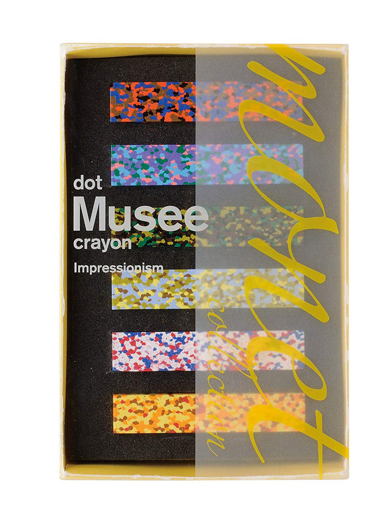 Dot Musee Crayon: Impressionism