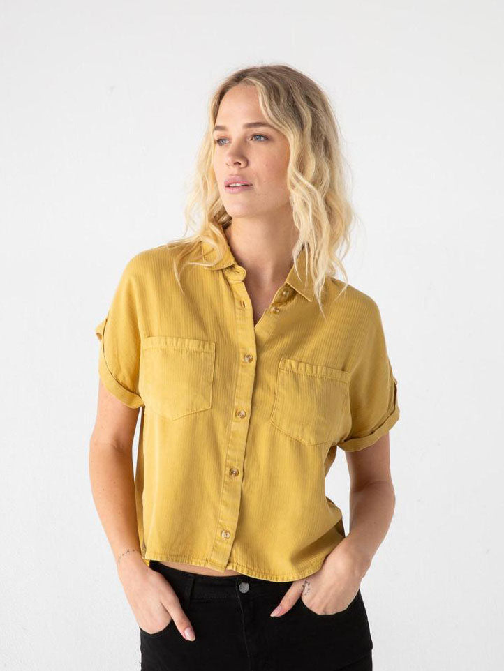 Berlin Shirt: Monarch Gold