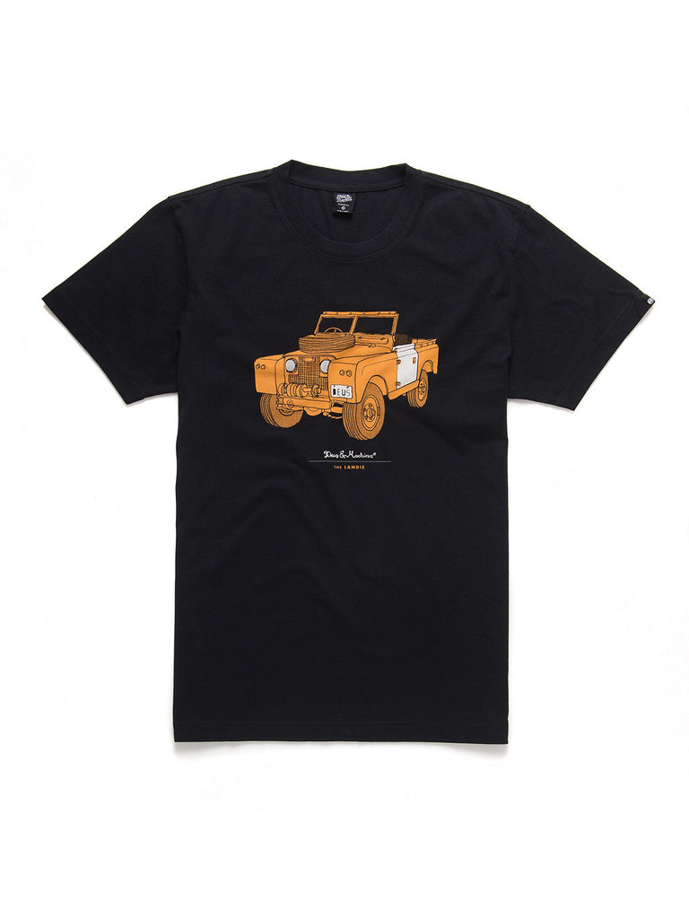 deus ex machina the landie tee