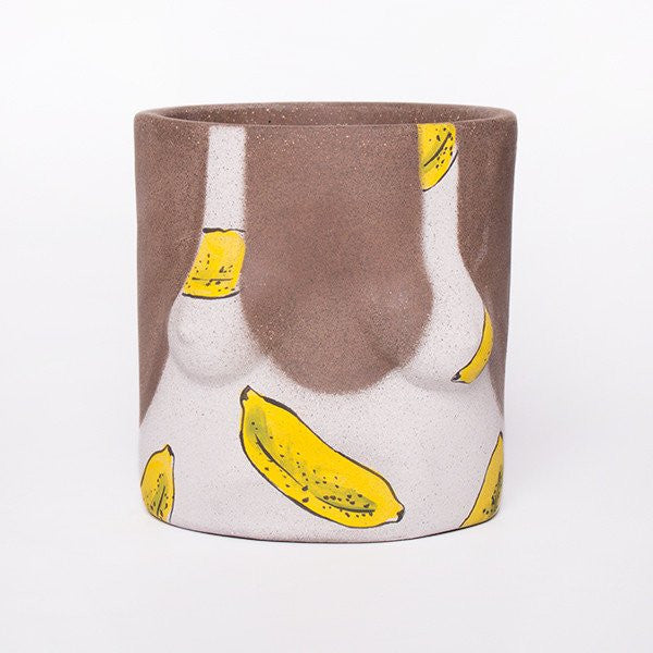 Clay Pot: Banana Dark