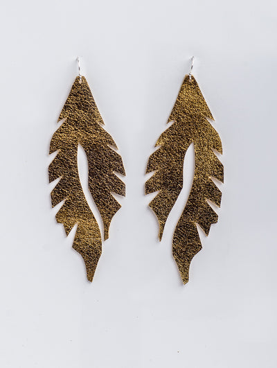 Bronze Feather Minis by Edge of Urge
