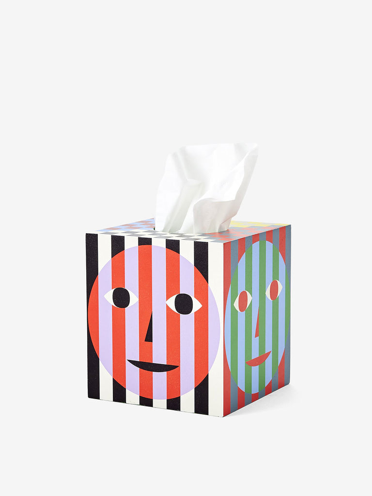Dusen Dusen Everybody Tissue Box